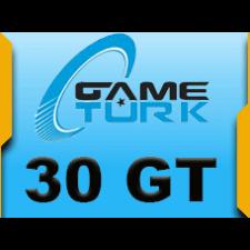 Gameturk 30 GT Kredi