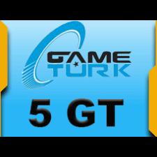 Gameturk 5 GT Kredi
