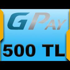 GPAY EPIN  500 TL