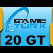 Gameturk 20 GT Kredi