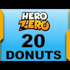 20 Donuts 4.99 TL