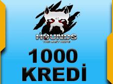 1150 Hounds Kredi