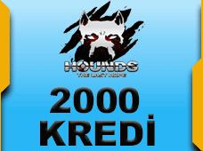 2100 Hounds Kredi