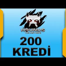 300 Hounds Kredi