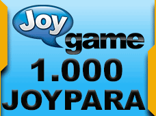 Joygame 1.000 Joy Para