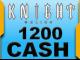 Knight Online 1200 Cash Esn