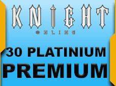 30 Günlük Platinium Premium MGAME ESN