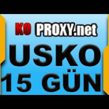 KOPROXY.NET Proxy TR USKO IP 15 Gun