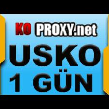 KOPROXY.NET Proxy TR USKO IP 1 Gun
