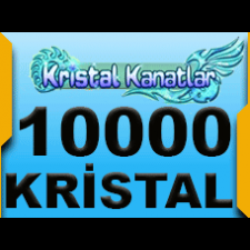 10.000 Kristal + 10.000 Kristal Hediye Paketi