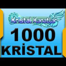 1.000 Kristal + 1.000 Kristal Hediye Paketi