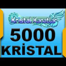 5.000 Kristal + 5.000 Kristal Hediye Paketi