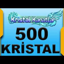 500 Kristal + 500 Kristal Hediye Paketi