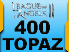 League Of Angels 400 Topaz
