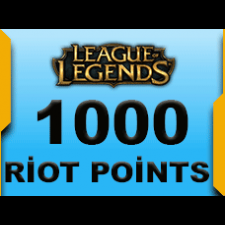 1000 Riot Points Russia