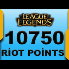 10750 Riot Points Latin Amerika