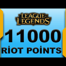 11000 Riot Points Russia