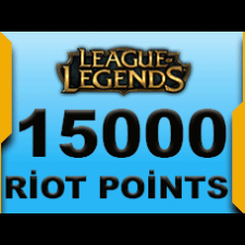 15000 Riot Points North America