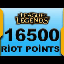 16500 Riot Points Latin Amerika