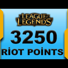 3250 Riot Points Eu West