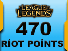 470 Riot Points Russia
