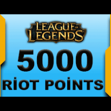 5000 Riot Points North America