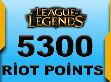 5300 Riot Points Russia