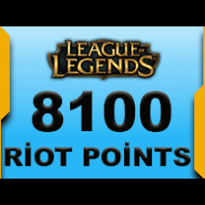8100 Riot Points Russia