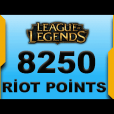 8250 Riot Points Eu Nordic