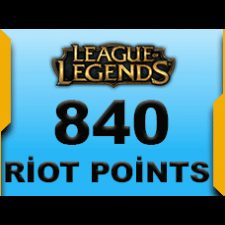 840 Riot Points