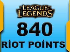840 Riot Points Brazil