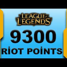 9300 Riot Points Brazil