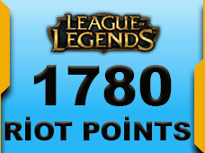 1780 Riot Points