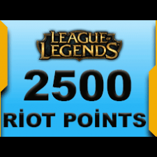 2500 Riot Points Latin Amerika
