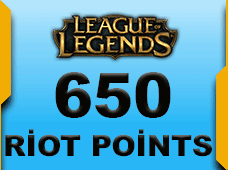 650 Riot Points North America