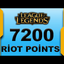 7200 Riot Points North America