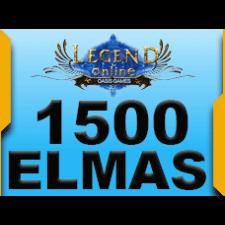 1.500 + 150 Legend Online Elmas