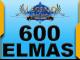 600 + 60 Legend Online Elmas