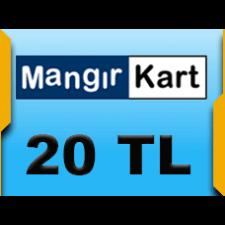20 TL MangırKart