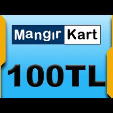 100 TL MangırKart