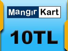 10 TL MangırKart