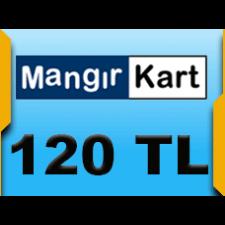 120 TL MangırKart