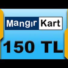 150 TL MangırKart
