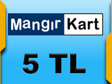 5 TL MangırKart