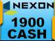 1900 Nexon Cash