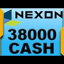 38000 Nexon Cash