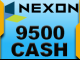 9500 Nexon Cash