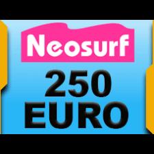 Neosurf 250 Euro