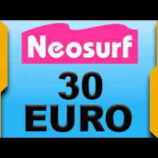 Neosurf 30 Euro