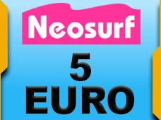 Neosurf 5 Euro